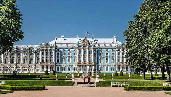 Rusya - Moskova - Katerina Sarayı