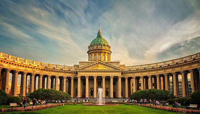 Rusya - Moskova - Kazan Katedrali