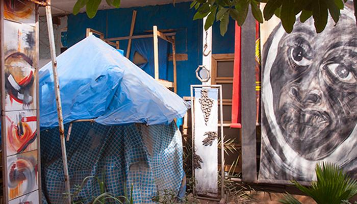 Senegal - Dakar Sanat Köyü