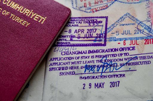 Tayland Vizesiz Ama Bu Konuya Dikkat