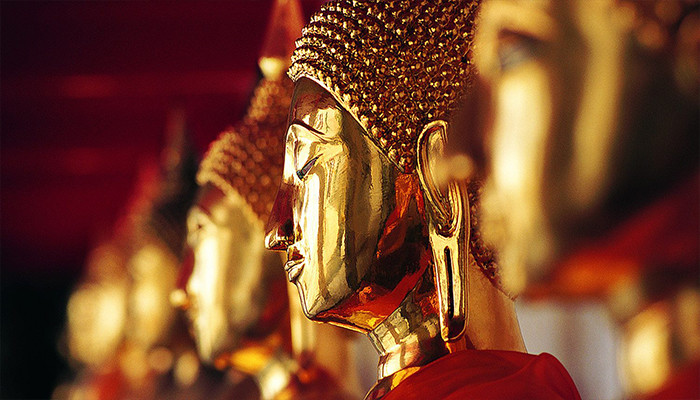 Tayland - Buda Tapınağı