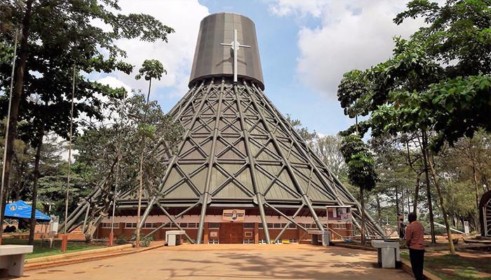 Uganda - Şehitler Mezarlığı