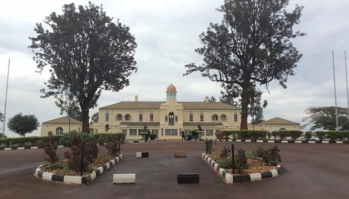 Uganda - Lubiri Sarayı