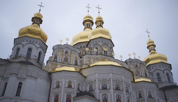 Ukrayna - Caves Manastırı