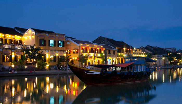 Vietnam - Hoi Antik Şehir