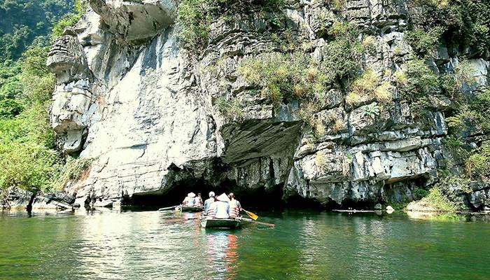 Vietnam - Trang Mağarası