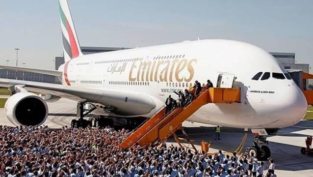 Dünyanın en büyüğü İstanbul'a uçacak