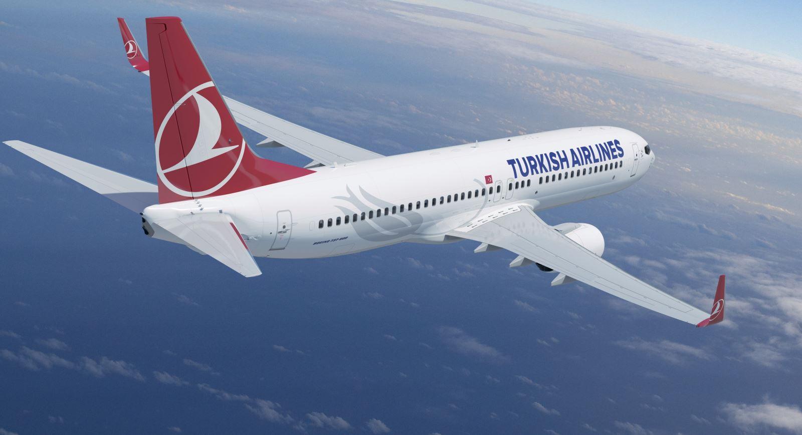 Türk Hava Yolları uçuş rekoru kırdı!